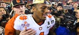 College Countdown: Retire No. 4 again? Deshaun Watson etches name into Clemson lore