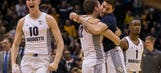WATCH: Marquette beats Seton Hall in overtime