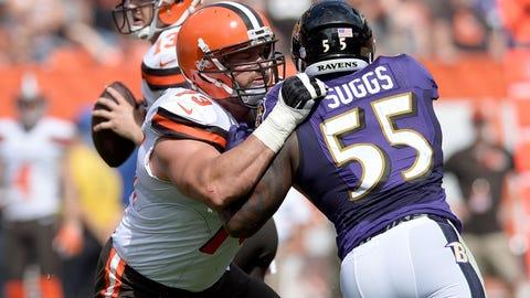 Baltimore Ravens: Edge rusher