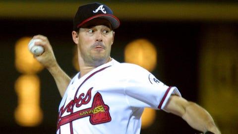 2001 Braves Swept Away