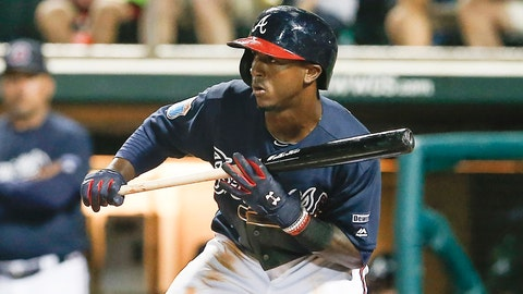 How high should expectations be set for Ozzie Albies?