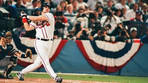 Braves Stunned In 1996 World Series