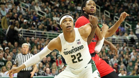 Miles Bridges, SF, Michigan State, freshman