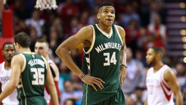 Harden outscores Giannis, Bucks fall in Houston