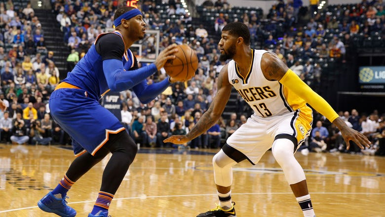 Pacers' comeback falls short against Knicks in 109-103 loss