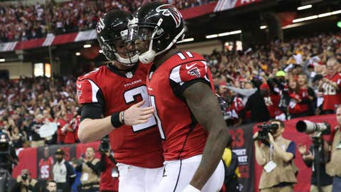 Shannon: Julio Jones is the better player