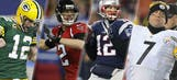 Every active NFL quarterback's career record, ranked
