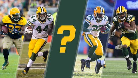 Who will be the running backs?