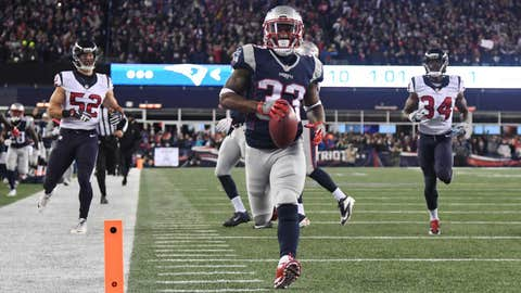 Dion Lewis is back
