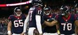 Brock Osweiler treats Texans linemen to special gift