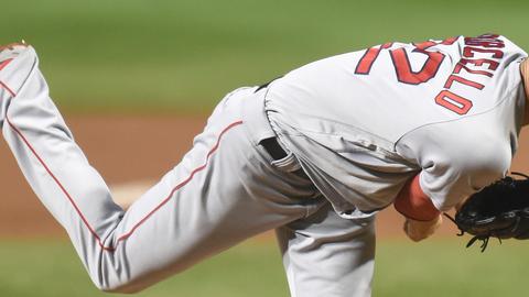 Rick Porcello - Red Sox - SP