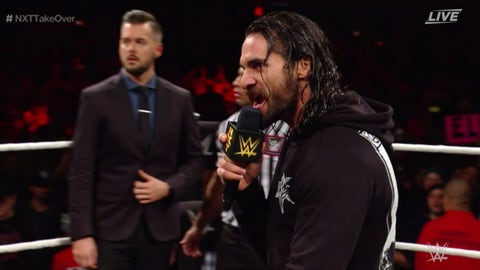 WWE Reporting Seth Rollins Injured on Raw This Week