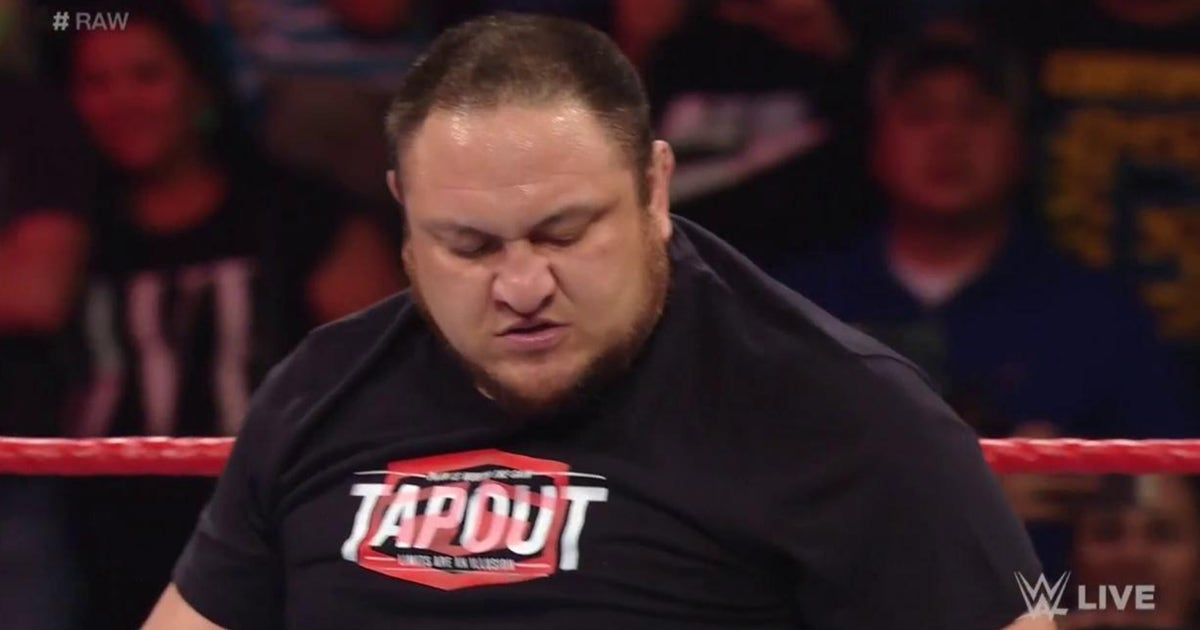 Samoa Joe makes surprise debut on Raw, attacks Seth Rollins | FOX Sports