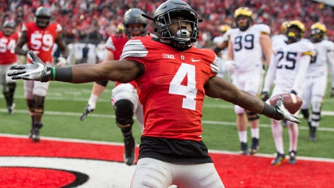 37. Los Angeles Rams: Curtis Samuel, WR, Ohio State