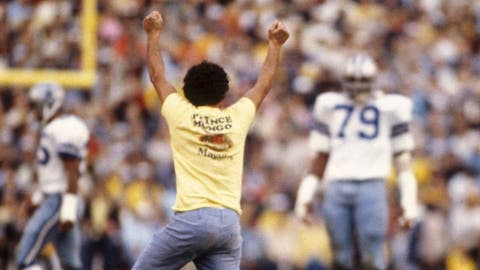 Super Bowl X (Miami): Steelers 21, Cowboys 17