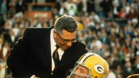 Super Bowl II (Miami): Packers 33, Raiders 14