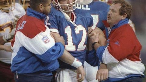 Super Bowl XXVI (Minneapolis): Redskins 37, Bills 24