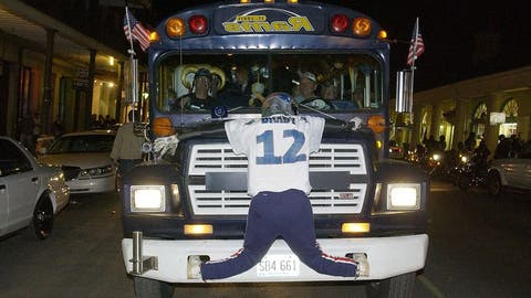 Super Bowl XXXVI (New Orleans): Patriots 20, Rams 17