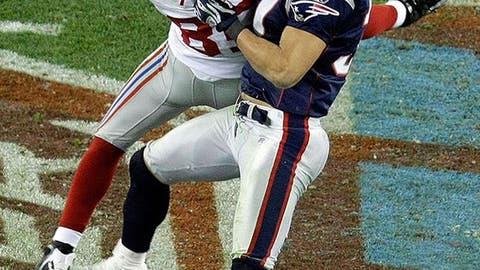 Super Bowl XLII (Glendale): Giants 17, Patriots 14