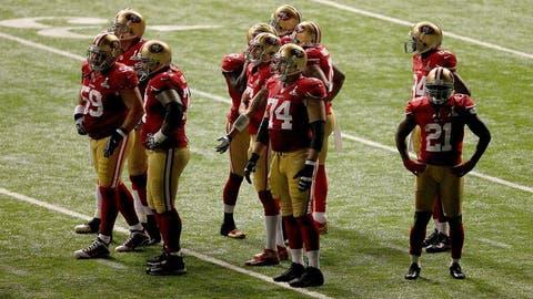 Super Bowl XLVII (New Orleans): Ravens 34, 49ers 31