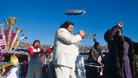 Super Bowl VI: (New Orleans): Cowboys 24, Dolphins 3