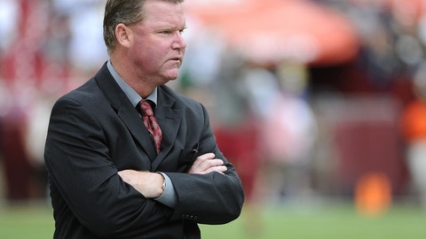 Will Scot McCloughan be Redskins GM on May 1?