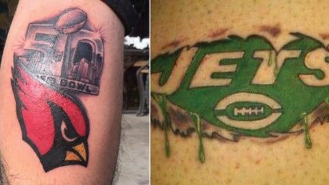 Tattoos are hard