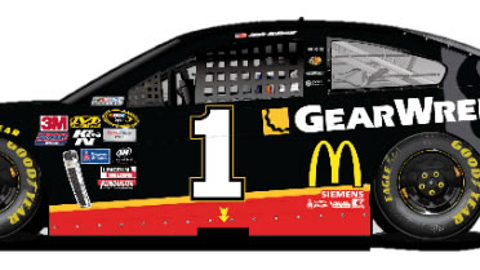 Jamie McMurray, GearWrench