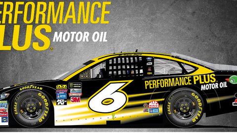 Trevor Bayne, Performance Plus Motor Oil