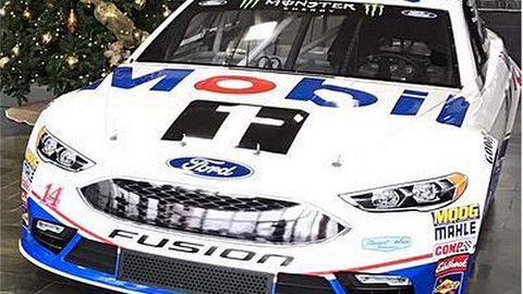 Clint Bowyer, Mobil 1