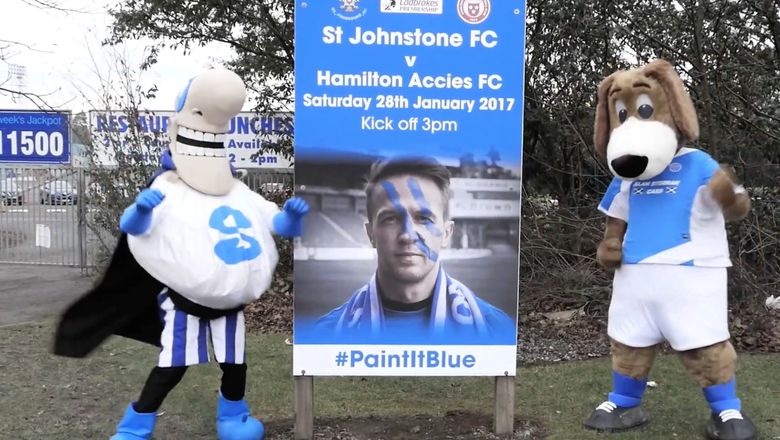 This Scottish club's match promo video is so bad it's actually amazing