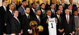 Championship teams Obama met during presidency