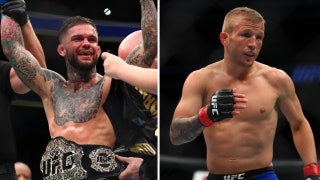 Cody Garbrandt and T.J. Dillashaw announced as TUF 25 coaches