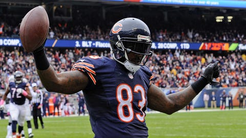 On if he'd return to the Bears if they offered him the best free agent offer this offseason: