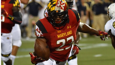 Linebacker: Jermaine Carter - Maryland