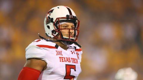 Pat Mahomes - QB - Texas Tech