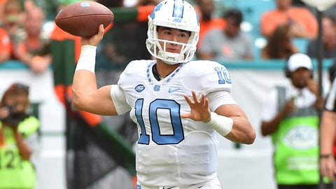 Mitch Trubisky, North Carolina