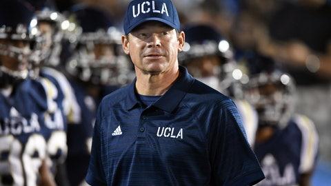 Jim Mora - UCLA