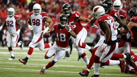 Week 12: Taylor Gabriel shakes, bakes and races