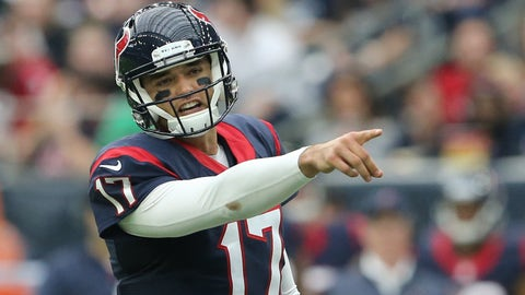 2016: Houston rolls the dice on Brock Osweiler at the high stakes table
