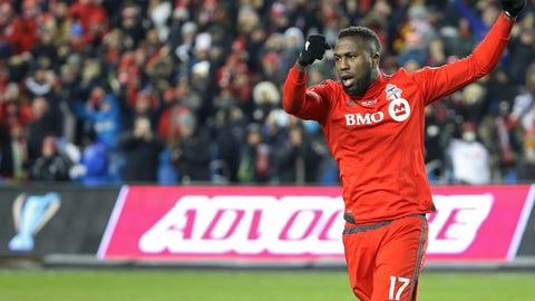 FWD: Jozy Altidore (Toronto FC)