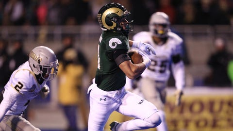 Wide receiver: Olabisi Johnson - Colorado State