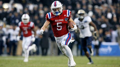 Wide receiver: Trent Taylor - Louisiana Tech