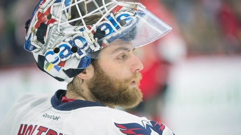 Braden Holtby, G, Capitals