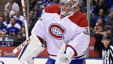 Carey Price, G, Canadiens (Captain)