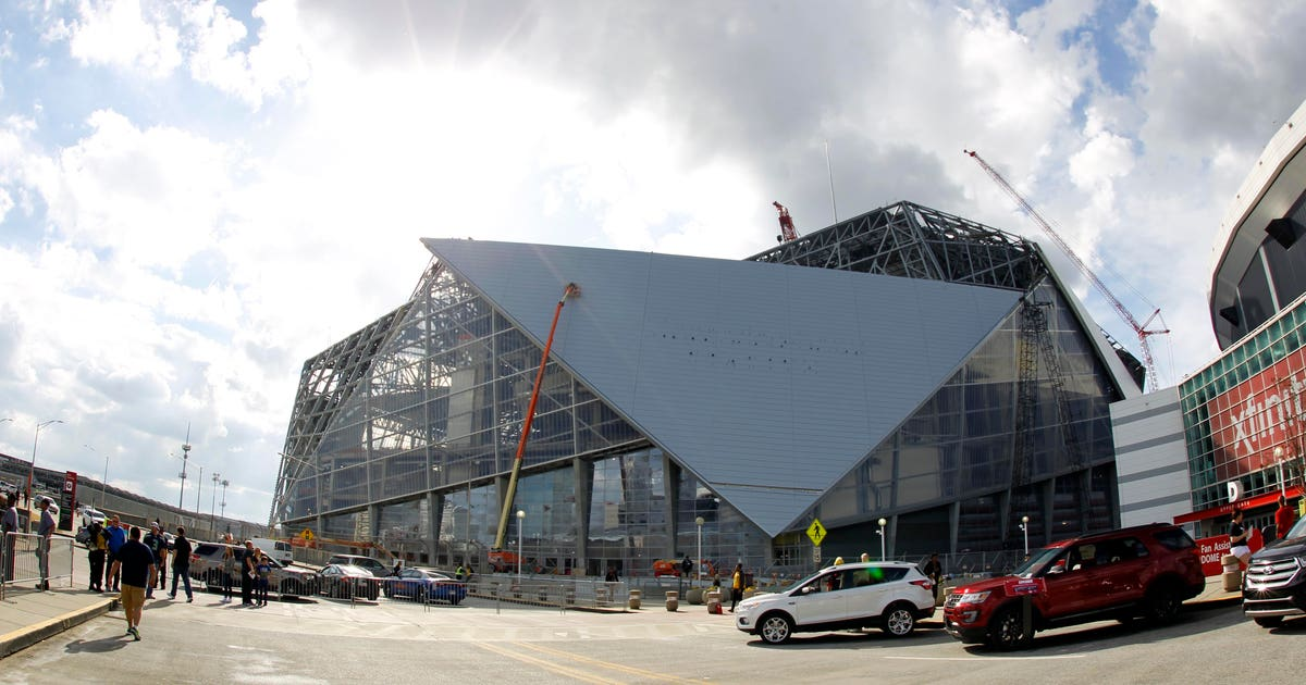 Opening of Mercedes-Benz Stadium delayed, Atlanta United forced to reschedule matches | FOX Sports
