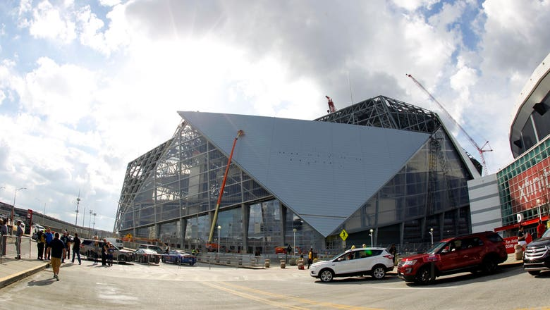 Opening of Mercedes-Benz Stadium delayed, Atlanta United forced to reschedule matches