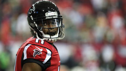 Double Julio Jones