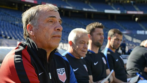 Rust was apparent – at least hopefully it was rust for the USMNT's sake