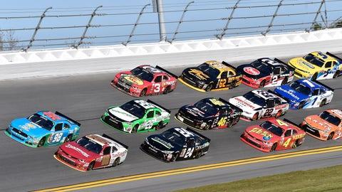 Daytona International Speedway, Feb. 25